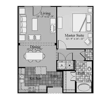 Floor Plans Columbia Crest